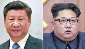 Kim seeks help from Xi to lift sanctions