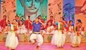 Nazrul Utsab 1425 ends at Chhayanaut
