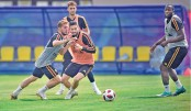 Belgium wary of complacency as Japan chase history