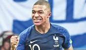 Mbappe hailed as global superstar