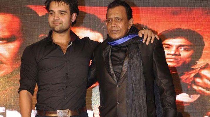 Actor Mithun's son faces rape charge
