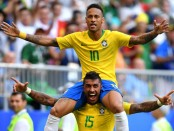 We have to learn to suffer, says Brazil's Neymar