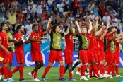 Belgium boss eager to face Brazil as underdogs