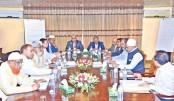 Al-Arafah Islami  Bank board  meeting held