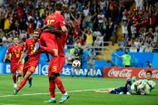 Belgium fight back into WC quarter finals beating Japan 3-2