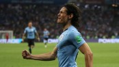 Cavani did not tear calf muscle, confirm Uruguay