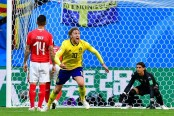 Sweden reaches World Cup quarter-finals beating Switzerland