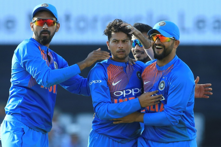 Kuldeep, Rahul lead India to T20 victory over England