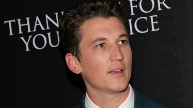 Miles Teller to play Goose's son in 'Top Gun' sequel
