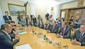US senators on rare visit to Moscow ahead of Putin-Trump summit