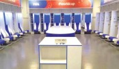 Japan team clean dressing room and leave thank you note