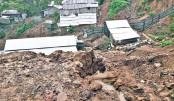Four killed in  Bandarban  landslides