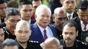 Former Malaysian Prime Minister Najib pleads not guilty, granted bail