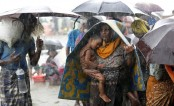 Heavy rain compounding Rohingya sufferings: UNFPA