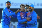 Kuldeep, Rahul lead India to T20 victory over England