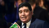 "Maradona sees Brazil ""on the way"" to World Cup title"