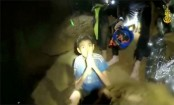 Thailand cave: New video shows boys in good health