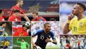 World Cup big guns primed for last-eight battles