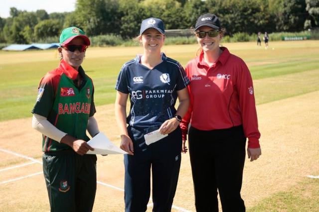 Women's WT20Q: Bangladesh crush Scotland by 9 wkts in warm-up