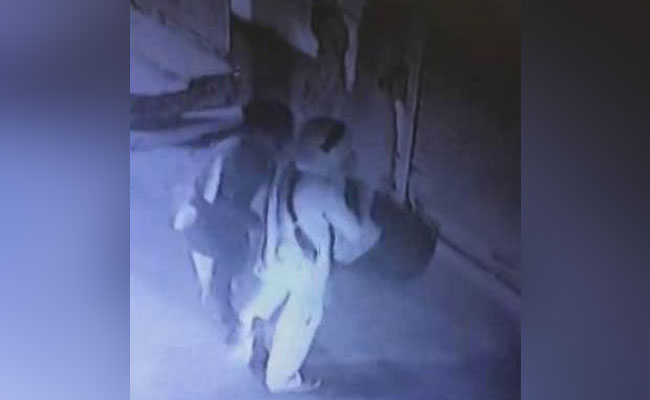 CCTV shows how Delhi family organised hanging - like stools, last meal (Watch)