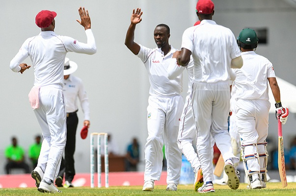 West Indies dismiss Bangladesh for record low of 43