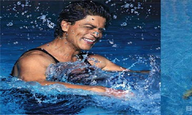 Shah Rukh Khan shot an underwater sequence for 'Zero'