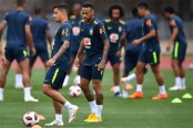 Brazil seek to temper World Cup hopes of Belgium's 'Golden Generation'