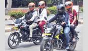 Motorbikes: The  Saviour In Dhaka City