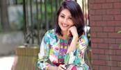 Monalisa stars in Jokhon Shobkichu Themey Jay