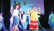 Udichi's dance festival begins