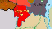 Two killed in Joypurhat road crash