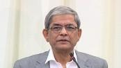 Mirza Fakhrul hospitalised