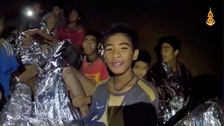 Stateless teen praised as 'gem' in Thai cave ordeal