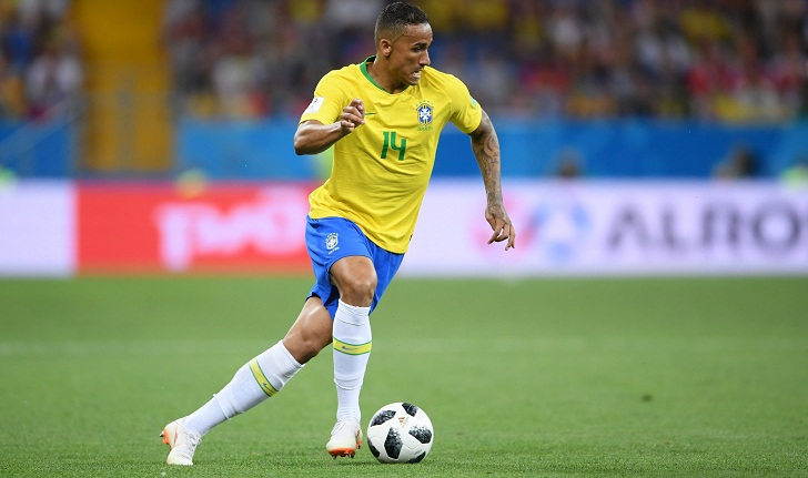 Danilo ruled out of Brazil World Cup campaign