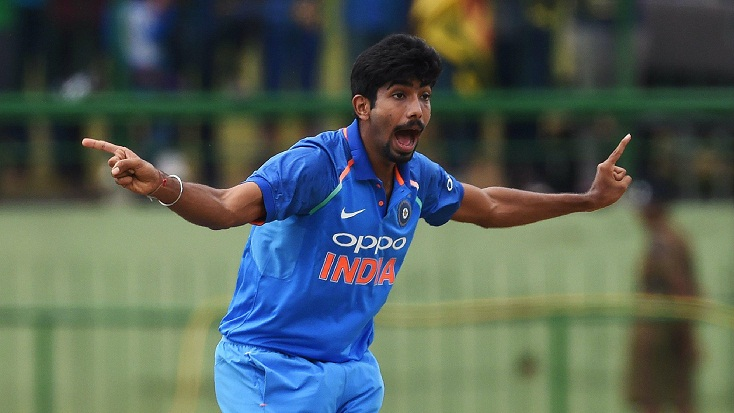 Indian paceman Bumrah ruled out of England ODI series