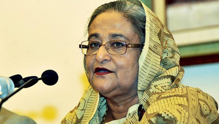BNP will certainly join polls: Hasina