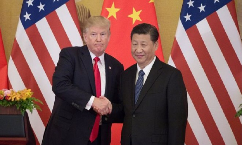 US tariffs on Chinese imports set to take effect