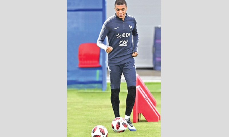 Uruguay ready to stop France's Mbappe