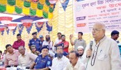 Development of nation not possible without education: Muhith