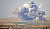 Air strikes pound south Syria after talks fail