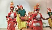 Santal Revolution Comes Alive On Stage