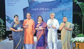 Two albums of Tagore songs released