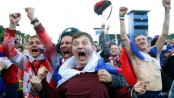 Russia try to keep World Cup dream alive after miracle win