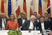 World powers seek to keep Iran in nuclear accord after US pullout