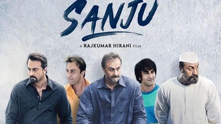 Is Sanju a biopic?