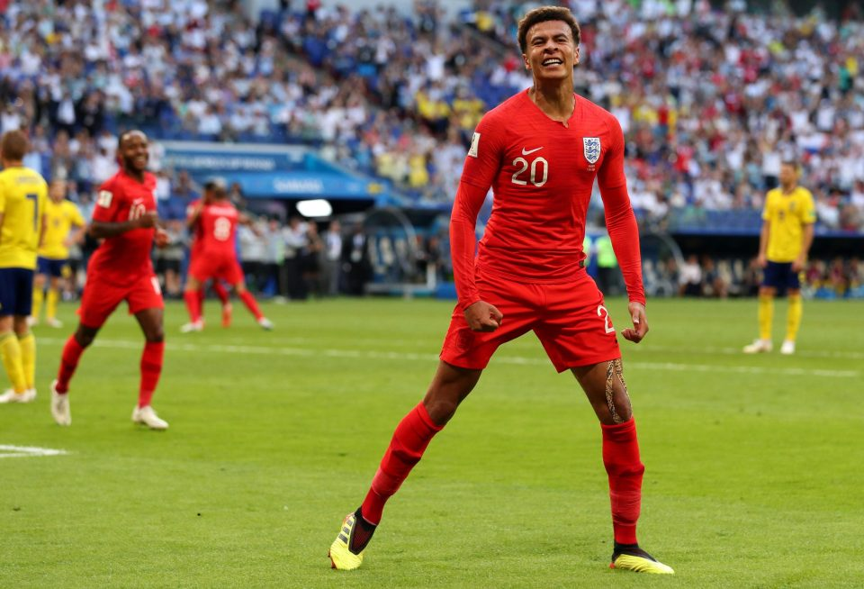 England beat Sweden to reach semi-final