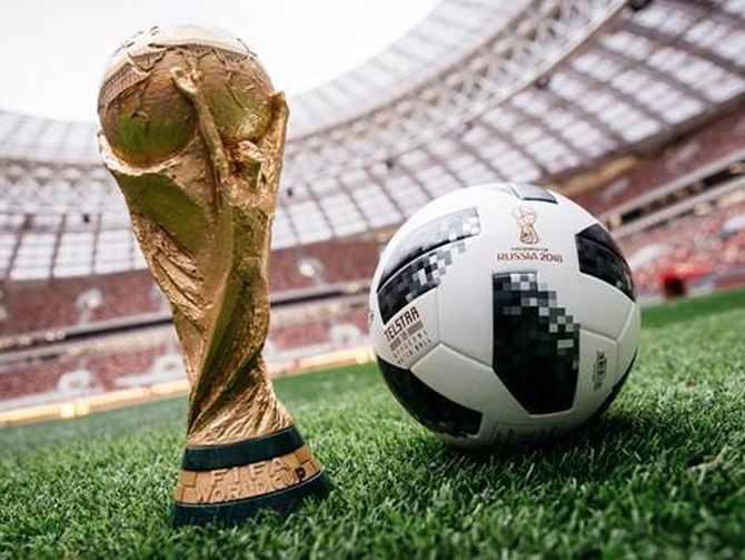 Russia v Croatia World Cup starting line-ups