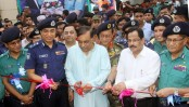 Dhaka gets its 50th police station at Hatirjheel