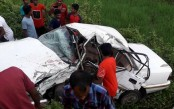 Six killed in Moulvibazar road crash