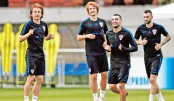 Croatia look to seize moment against Russia
